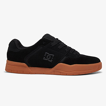 Кроссовки DC Shoes Central Black/Gum