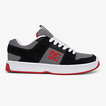 Кроссовки DC Shoes Lynx Zero Black/Grey/Red