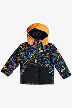 Куртка сноубордическая детский QUIKSILVER Little Miss True Black