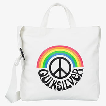 Сумка женская QUIKSILVER Bag Tote Turtle Dove