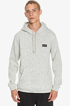 Толстовка QUIKSILVER Kellerhood Light Grey Heather