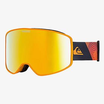 Маска для сноуборда QUIKSILVER Storm Flame Orange