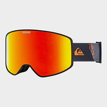 Маска для сноуборда QUIKSILVER Storm Sportline Shocking Orange