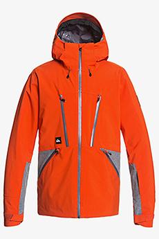 Куртка сноубордическая QUIKSILVER Stretch Pureed Pumpkin