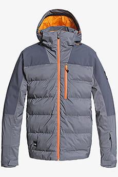 Куртка сноубордическая QUIKSILVER The Edge Iron Gate