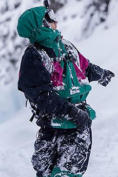 Куртка сноубордическая QUIKSILVER Dome Jk Antique Green