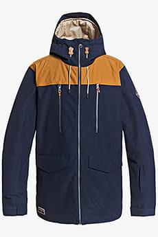 Куртка сноубордическая QUIKSILVER Fairbanks Navy Blazer