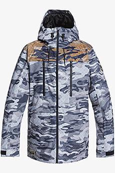 Куртка сноубордическая QUIKSILVER Fairbanks Black Gps Point