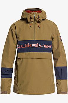 Куртка сноубордическая QUIKSILVER Steeze Military Olive