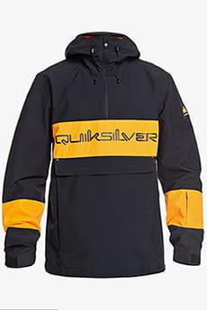 Куртка сноубордическая QUIKSILVER Steeze True Black