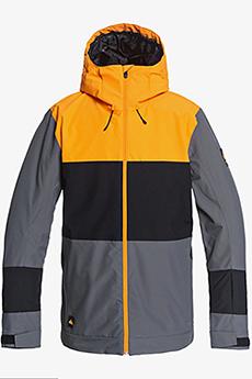 Куртка сноубордическая QUIKSILVER Sycamore Iron Gate