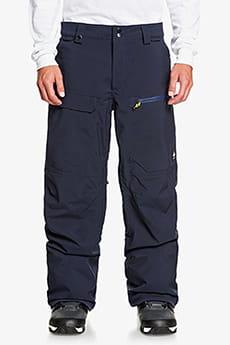 Штаны сноубордические QUIKSILVER Stretch Navy Blazer