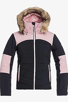 Куртка сноубордическая детский Roxy Bamba Girl True Black