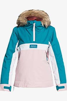 Куртка сноубордическая детский Roxy Shelter Girl Ocean Depths