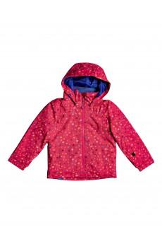 Куртка сноубордическая детский Roxy Mini Jetty Jazzy Primary School
