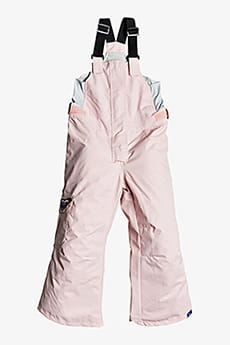 Комбинезон сноубордический детский Roxy Lola Powder Pink