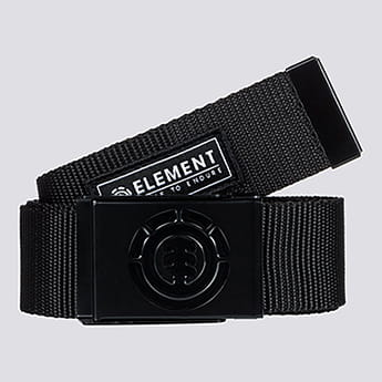 Ремень Element Beyond Belt All Black10-23