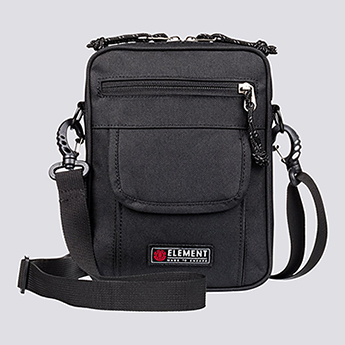 Сумка поясная Element Road Bag Flint Black-28
