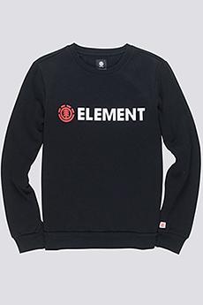 Толстовка Element Blazin Crew Flint Black-40