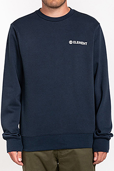 Толстовка Element Blazin Chest Crew Eclipse Navy-45