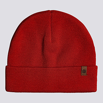 Шапка Element Carrier Beanie Pompeian Red-97