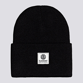 Шапка Element Dusk Beanie Flint Black-106