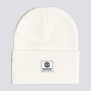 Шапка Element Dusk Beanie Bone White-107