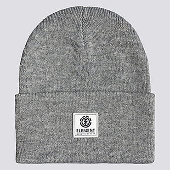 Шапка Element Dusk Beanie Grey Heather