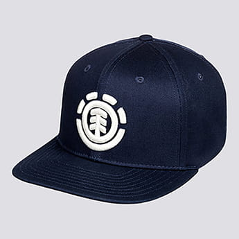 Бейсболка Element Knutsen Cap Indigo