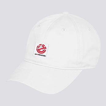 Бейсболка Element Ghostbusters Cap Optic White