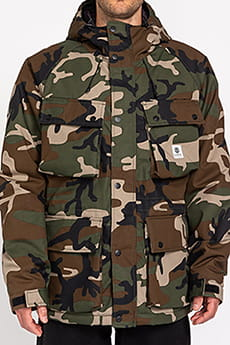 Куртка Element Mountain Parka Camo