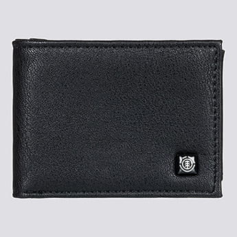 Кошелек Element Segur Wallet Flint Black