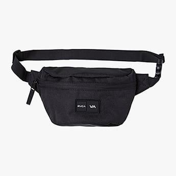 Сумка поясная Rvca Waist Pack Black