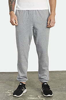 Штаны спортивные Rvca Swift Sweat Pant Heather Grey