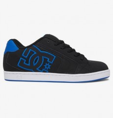 Кеды DC Shoes Net Black/Royal