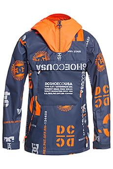 Куртка сноубордическая DC Shoes Asap Anorak Syndicate Black Iris