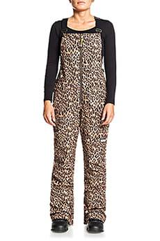 Комбинезон сноубордический женский DC Shoes Collectivessbib Leopard Fade