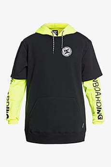 Толстовка DC Shoes Dryden Safety Yellow