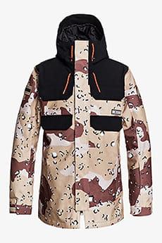 Куртка сноубордическая DC Shoes Haven Chocolate Chip Camo