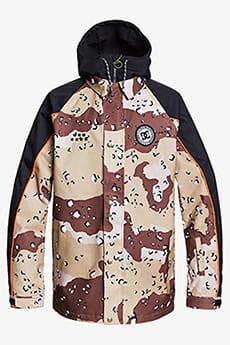 Куртка сноубордическая DC Shoes Dcsc Jacket Chocolate Chip Camo