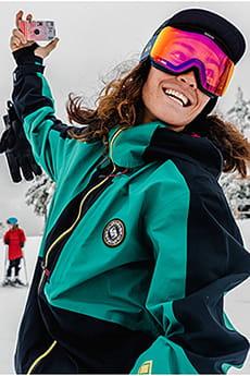 Куртка сноубордическая QUIKSILVER Forev Capsu Antique Green