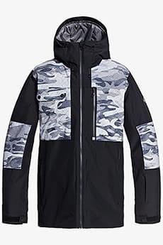 Куртка сноубордическая QUIKSILVER Tamarack True Black