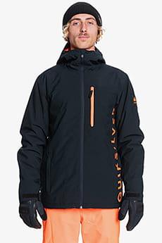 Куртка сноубордическая QUIKSILVER Morton True Black