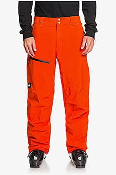 Штаны сноубордические QUIKSILVER For Gore Pureed Pumpkin
