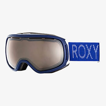 Маска для сноуборда женская Roxy Premiere Rx Mazarine Blue