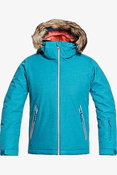 Куртка сноубордическая детский Roxy Jet Ski Sol Ocean Depths