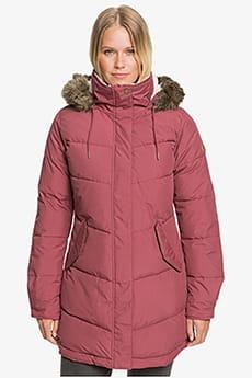 Куртка женская Roxy Ellie Jk Oxblood Red
