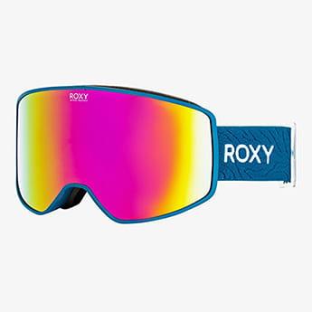 Маска для сноуборда женская Roxy Storm Women Ocean Depths