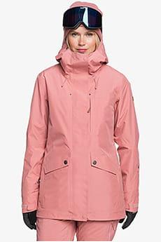 Куртка сноубордическая женский Roxy Glade Jk Dusty Rose