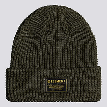 Шапка Element Burden Beanie Army